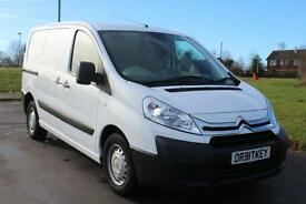 Citroen Dispatch 1.6 HDI L1 HI DIESEL VAN WITH AIR/CON 62 REG £5995 +VAT