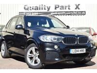2014 BMW X5 3.0 30d M Sport xDrive 5dr (start/stop)