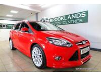 Ford Focus 1.6 TDCI Zetec S [2X FORD SERVICES, LOW MILES and 18in ALLOY WHEELS]