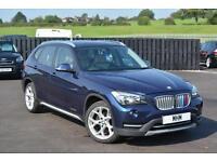 2013 BMW X1 2.0 20d xLine xDrive 5dr