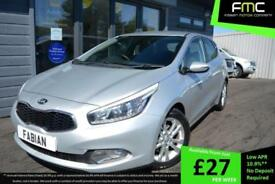 2013 Kia ceed 1.6CRDi 2 **FREE ROAD TAX - KIA WARRANTY UNTIL 01/02/2020**