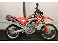 HONDA CRF250L ABS ** Very Low Mileage - Delkavic Exhaust - 12 Month MOT **