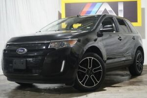 2014 Ford Edge SEL Navi Camera Leather  Pano Sunroof