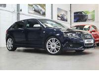 Audi S3 Quattro, 57 Reg, 63k, Moro Blue Metallic, Recaro Bucket Seats, FSH.