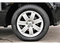 2006 Land Rover Range Rover 4.4 V8 Vogue 5dr Petrol black Automatic
