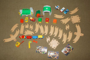 Fisher Price Train Set