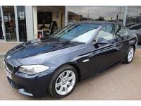 BMW 530d M SPORT. FINANCE SPECIALISTS. VAT QUALIFYING