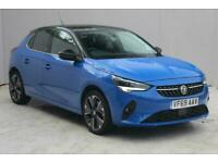 2020 Vauxhall Corsa 100kW Elite Nav 50kWh 5dr Auto [7.4kWCh] Hatchback Electric