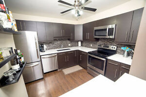 2 bed/2 bath 1,045 square foot condo with LOW condo fees!