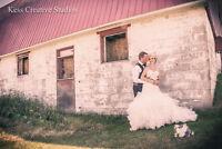 Award Winning Wedding Photo Promotion: Full Day 2 Photographers