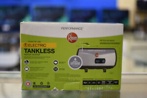 Rheem Electric Tankless Water Heater *NEW*