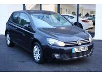 2012 Volkswagen Golf 2.0 TDI BlueMotion Tech GT 3dr