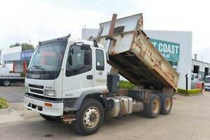 ISUZU FVZ 1400 ** 6X4 ** TIPPER ** #5005 Archerfield Brisbane South West Preview