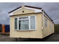 Rendered Lodge static caravan 40 x 10 2 Bedroom