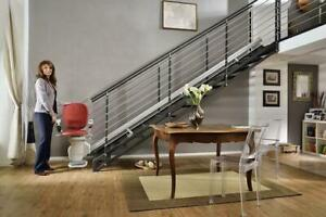 New Stairlifts only 2,195$   Tax Free   Best Price Guaranteed   Only a few remaining - Call us Today 1-844-927-7482