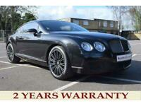 2008 Bentley Continental 6.0 W12 GT Speed 2dr Coupe Petrol Automatic