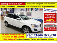 2012 - 62 - VOLVO XC60 SE 2.5D4 AWD 4X4 (GUIDE PRICE)
