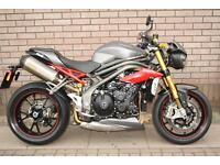 TRIUMPH SPEED TRIPLE 1050 R NAKED SPORTS