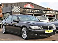 2005 BMW 7 Series 3.0 730d Sport 4dr Diesel black Automatic