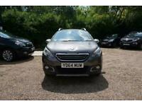 2014 Peugeot 2008 1.6 e-HDi Allure 5dr - CAR IS £7199 - £150 PER MONTH HATCHBACK