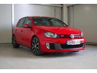 2010 Volkswagen Golf 2.0 GTi 5 Door Sat Nav, FSH