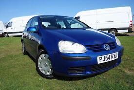 2004 Volkswagen Golf 2.0 SDI S 5dr
