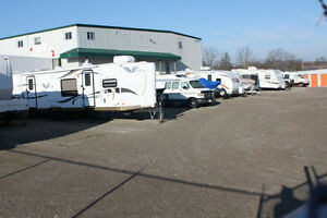 Storage Available - Units, heated, parking, storage containers