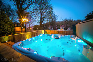748L MASSIVE HOT TUB SALE THIS WEEKEND | FACTORY HOT TUBS