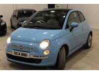 2014 Fiat 500 1.2 Lounge Dualogic (s/s) 3dr