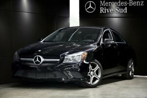 2014 Mercedes Benz CLA250 Coupe
