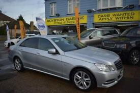 BAD CREDIT CAR FINANCE AVAILABLE 2012 12 MERCEDES E220CDi EXECUTIVE SE AUTO