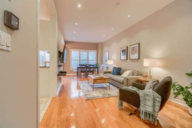 living spaces and great outdoor space provide ample room
