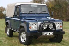 Land Rover Defender 110 TD5 Pick Up