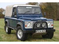 Land Rover Defender 110 TD5 Pick Up