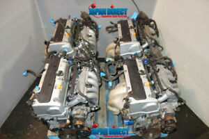 JDM Engine Honda Accord 2.4L 2003 2004 2005 2006 2007 VTEC K24A
