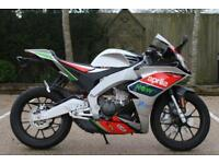 APRILIA RS125 ABS GP Replica EURO 4 APRILIA RACE REPLICA 125 CC LEARNER LEGAL