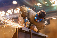Journeyman welder will weld anything