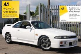 Nissan Skyline R33 GTST 2.5 Turbo Stunning original+unmolested Stock example
