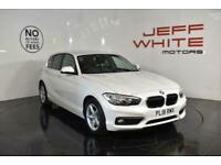 2018 BMW 1 Series 118i [1.5] SE 5dr [Nav/Servotronic] Hatchback Petrol Automatic
