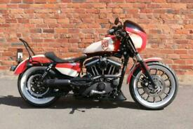 Harley-Davidson XL883R SPORTSTER 2005