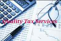 Quality Accounting Services! 30+ yrs experience