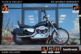 HARLEY DAVIDSON XL 1200 C CUSTOM SPORT 2004 54 - PART HISTORY