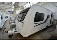 2011 Swift Challenger 530/4 4 Berth Touring Caravan