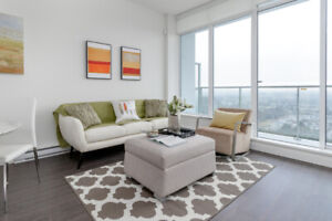 Penthouse by Concord Pacific at King George Skytrain Station