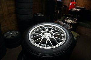 19 Inch Rays Engineering Alloys 2 Piece ( 5x130 ) *Forged*