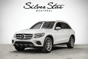 2017 Mercedes Benz GLC300 4MATIC SUV STAR CERTIFIED INCLUDED
