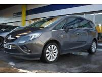 BAD CREDIT CAR FINANCE AVAILABLE 2011 11 Vauxhall Zafira Tourer 2.0CDTi