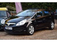 VAUXHALL CORSA 1.3CDTI BREEZE PLUS, PANO ROOF, 1 OWNER 12,000 MILES ONLY