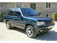 Land Rover Range Rover 4.6 auto 2000 Holland & Holland Ltd Edn 1 Of 20 New, RARE