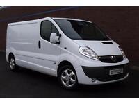 Vauxhall Vivaro 2.0CDTi ( 115ps ) ( EU V ) 2012MY Sportive 2900 LWB £7495